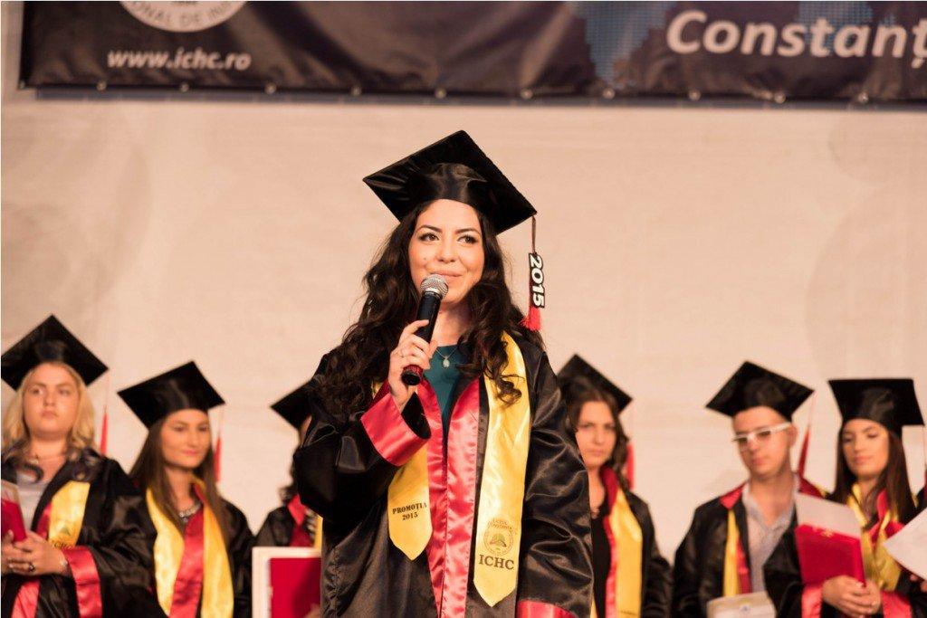 Elif memet mezuniyet töreni