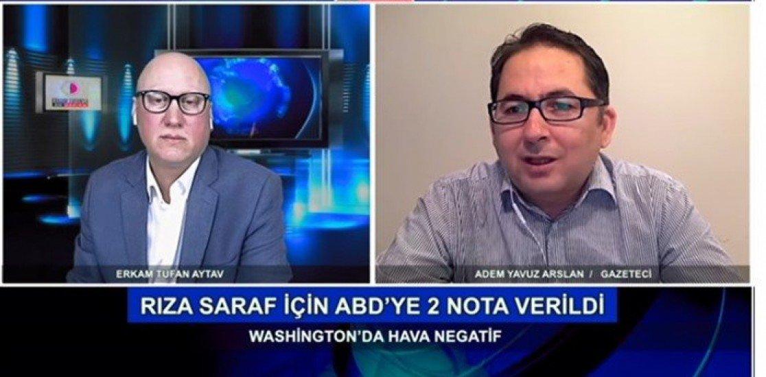 Adem Yavuz Arslan: Tek itirafçı Zarrab olmayacak; Erdoğan'ın korkusu bugüne kadar çıkan iddiaların da ötesinde!