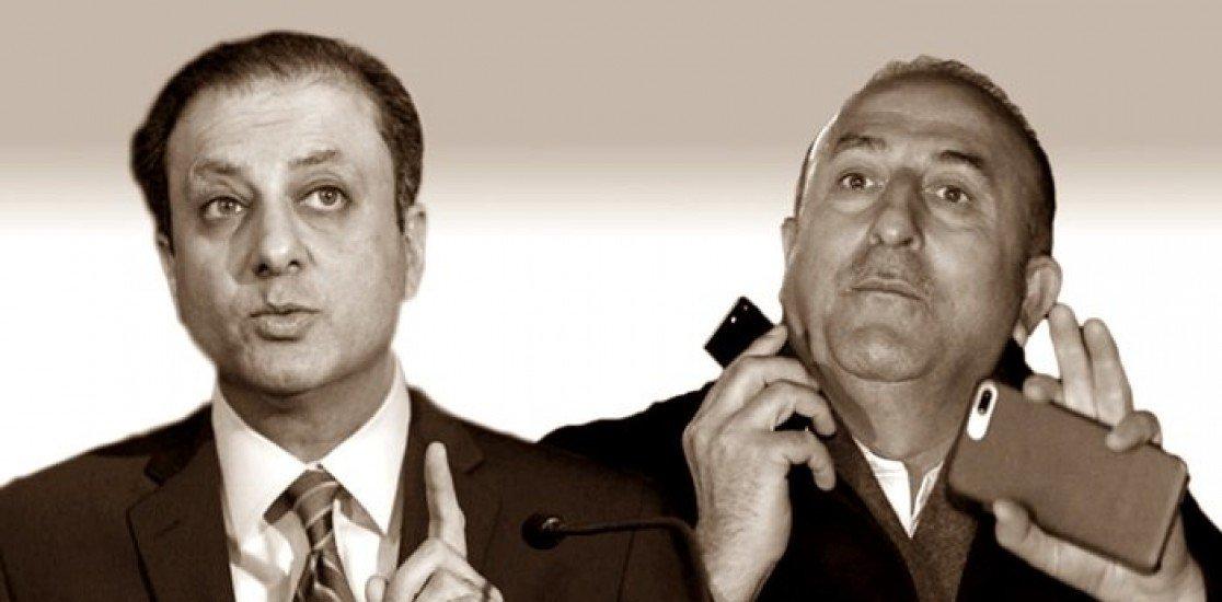 Preet Bharara'dan Mevlüt Çavuşoğlu'na: Türkiye Dışişleri Bakanı bir yalancı