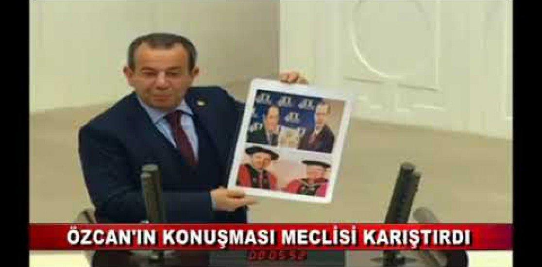 CHP'li vekil sordu: Erdoğan, boynundaki Yahudi Üstün Cesaret Madalya'sını neyin karşılığında almıştır?