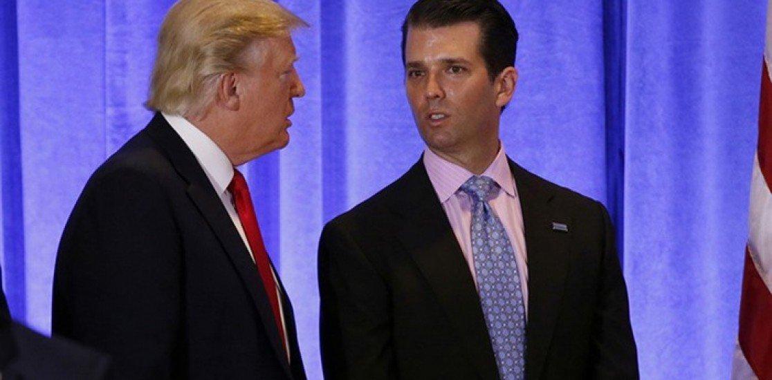 ABD Senatosu Trump'ın oğlunu Rusya konusunda 9 saat sorguladı