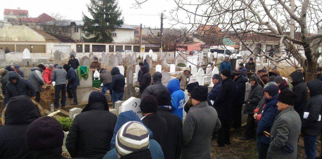 Köstence Koyçu Caminin sevilen imamı Etem Bolat hayatını kaybetti