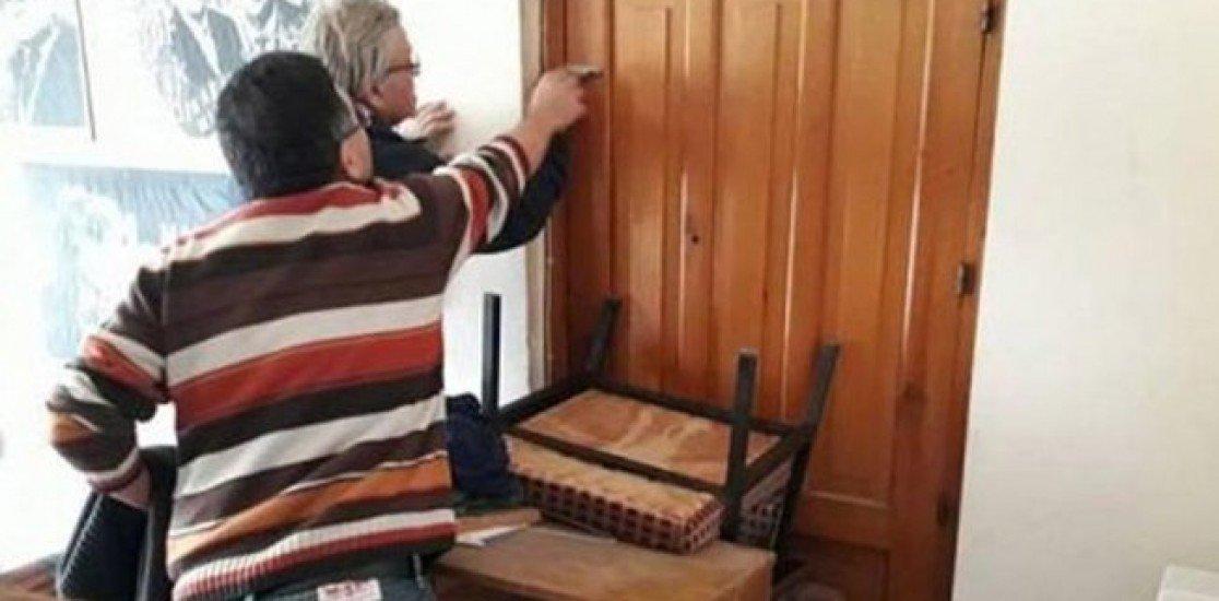 ERDOĞAN'IN HEDEF GÖSTERDİĞİ KIBRIS'TAKİ GAZETEYE SALDIRDILAR