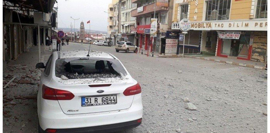 Reyhanlı'ya art arda roket saldırısı: 1 kişi öldü, 2'si ağır 37 kişi yaralandı
